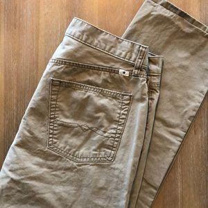Men's Lucky Brand 221 Original Straight pant